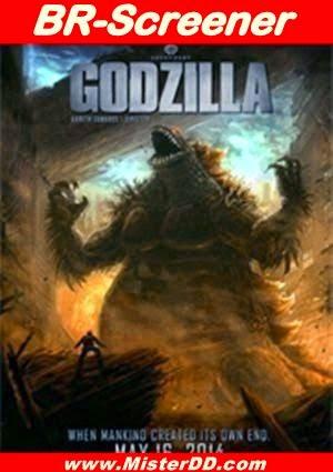 Godzilla (2014) [BR-Screener]