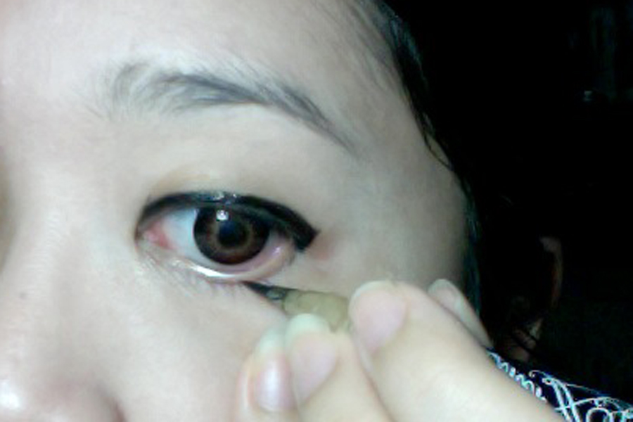 Diary of a Cosplayer: Cosplay Eyeliner Tutorial #1