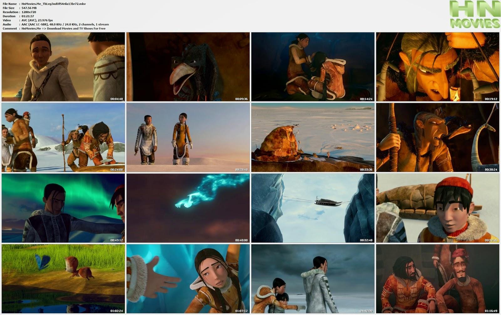 movie screenshot of The Legend of Sarila fdmovie.com