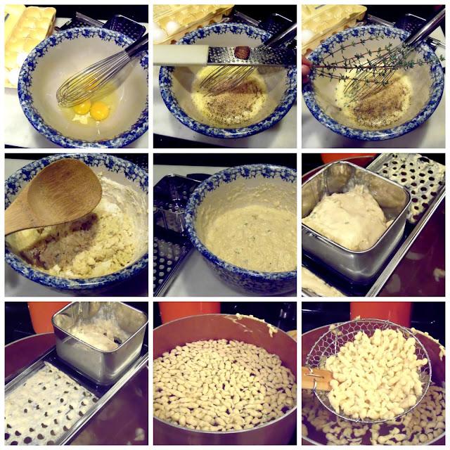 Learn To Make German Spaetzle