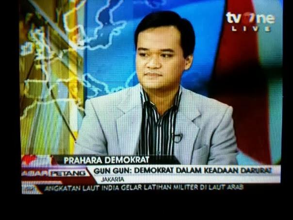 Talkshow Kabar Petang tvOne