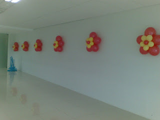 bunga balon Bank Bca