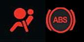 ABS légzsák hibakód