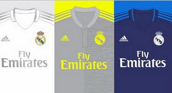 Mundial de Fútbol   Camiseta del Real Madrid para la temporada 2015-2016 7eda24578e513