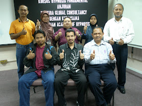 KURSUS HYPNOSIS FUNDAMENTAL SHAH ALAM (25 JUN 2011)