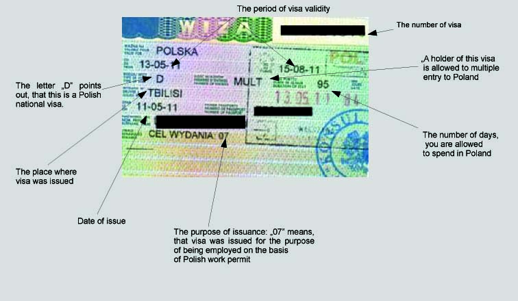 How to legalize your stay in poland polish visa for National passport processing center