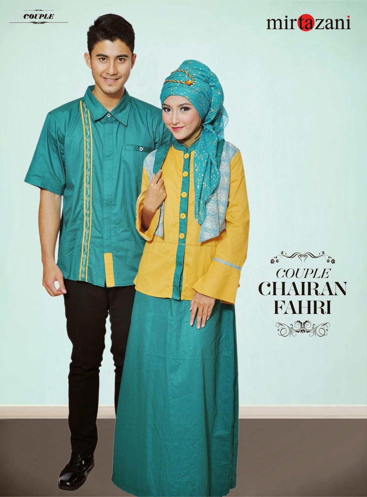 Gamis Cantik Mirtazani Baju Muslim