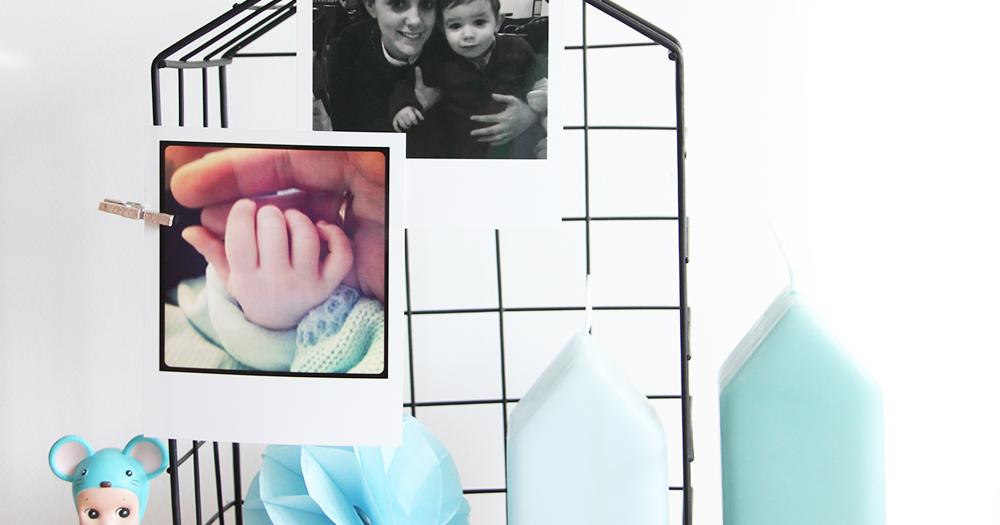 Little hannah decorando con fotos recopilando momentos - Decorando con fotos ...