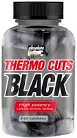 THERMO CUT BLACK