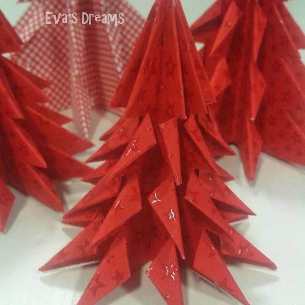 DIY: Origami Tannbaum 2.0
