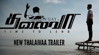 Thalaivaa Trailer – Review Raja [HD]