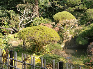 常楽寺庭園