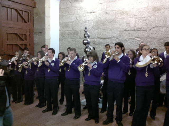 Inauguración de la exposición de la Semana Santa en Trujillo