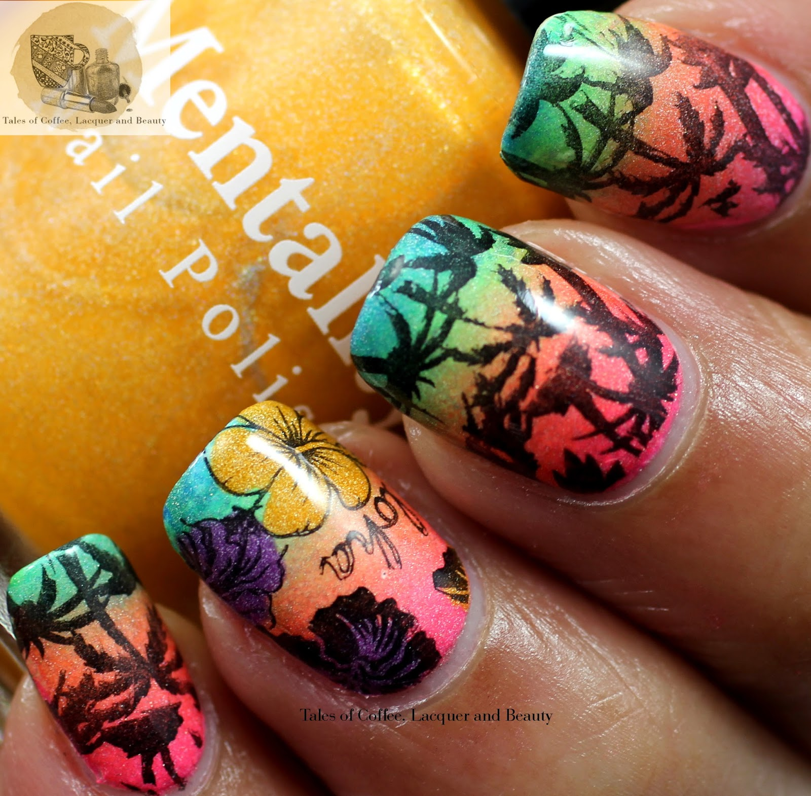 tropical-nail-art-tutorial