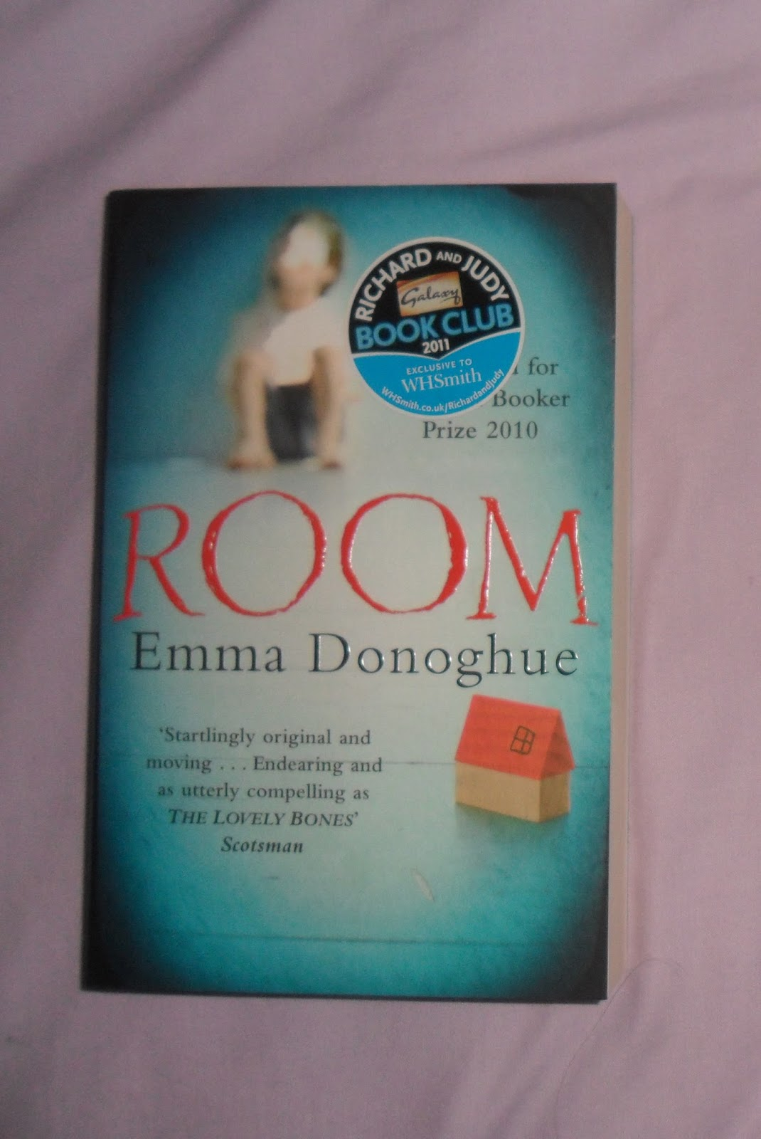 room book review The room in emma donoghue's room, a worldwide publishing smash that was shortlisted for the booker prize in 2010, is a garden shed, locked from the outside, in.