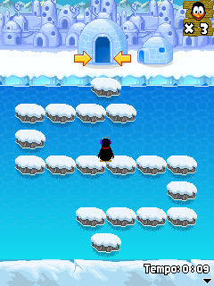 Crazy Penguin Freezeway - screenshot thumbnail
