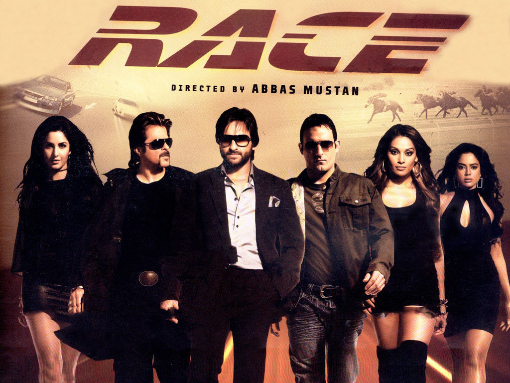 Hindi Cinema Blog: Bollywood Infomercial Sleek: RACE 2 Review Race 2