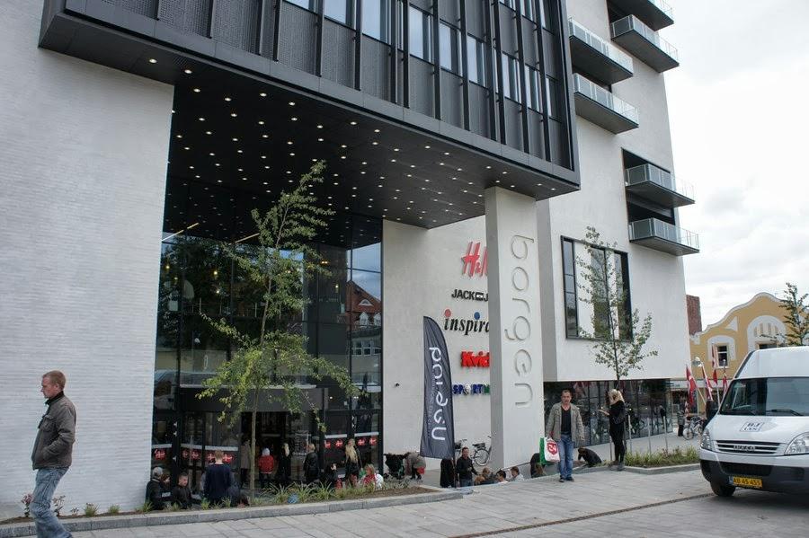 sønderborg gågade åbningstider