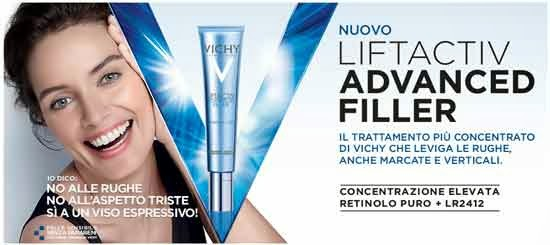 antirughe Liftactiv Advanced Filler