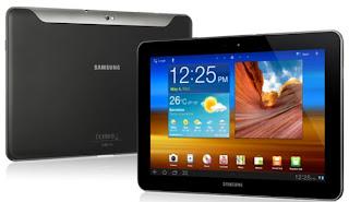 Samsung Galaxy Tab 750 Android Tablet