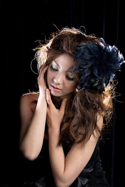 Chae Eun, Close-up Beauty Portrait