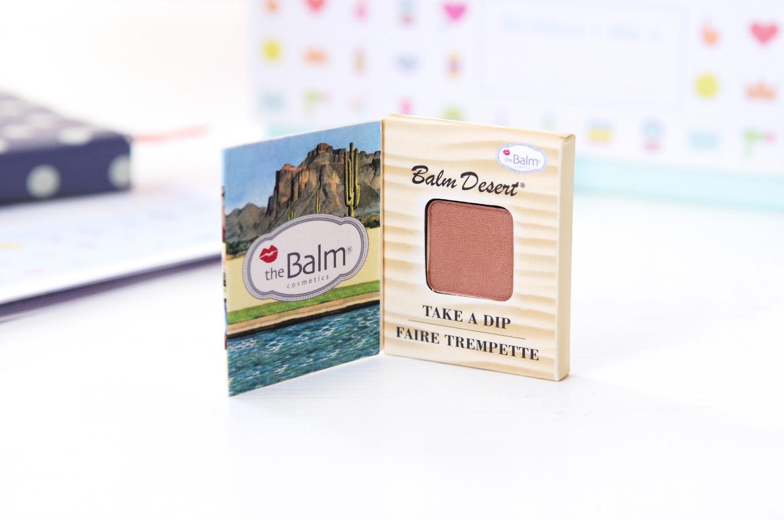 theBalm Balm Desert