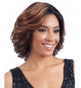 Saga Remy 100% Human Hair Lace Front Wig Cupid
