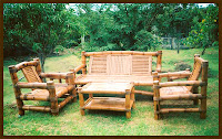 Bamboo Outdoor Furniture