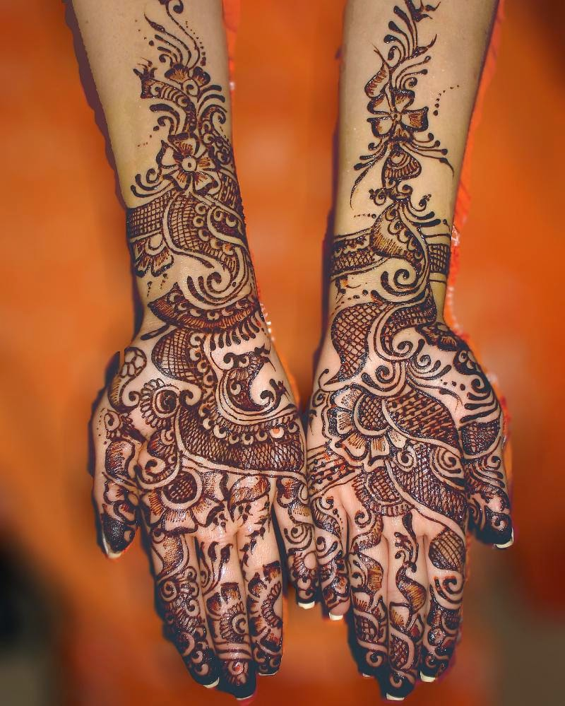 Hd Mehndi Design Images