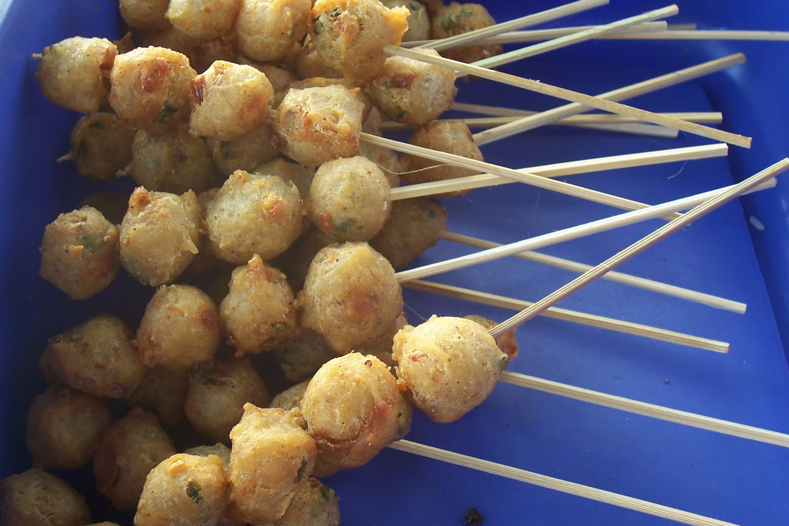 Easy recipes for fish balls