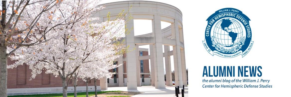 Perry Center Alumni News