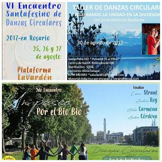 Rosario - Bariloche - Concepción