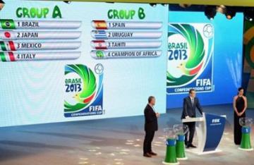 Klasemen Piala Konfederasi 2013