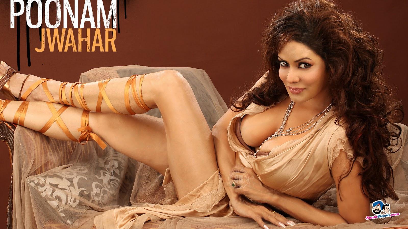 Poonam Jhavar's Areola/Nipple show