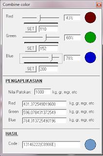 RGB Combine