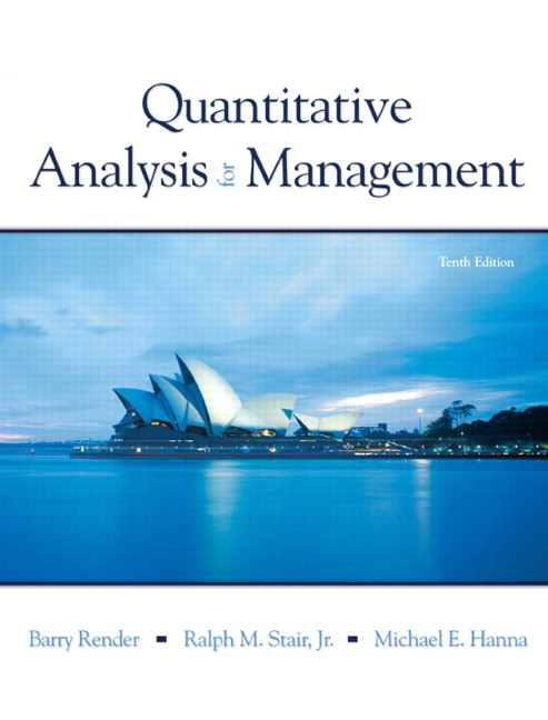 quantitative analysis for management solutions manual essay academic rh sfpaperqkiy larryclark us quantitative analysis for management 11th edition solution manual pdf quantitative analysis for management 11th edition solution manual pdf free