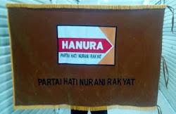 BENDERA PATAKA PARTAI HANURA
