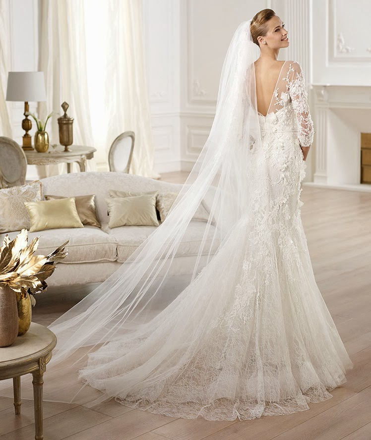 Passion For Luxury Elie Saab Wedding Gowns 2014