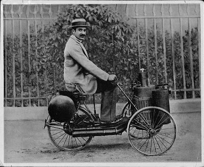 De Dion Tricycle (1887)
