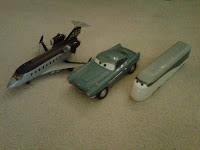 Disney Cars 2 Toys