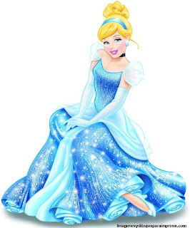 Pictures Printable Cinderella