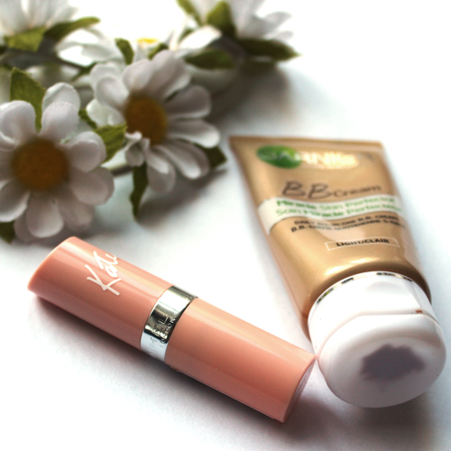 UK Lifestyle Blog - Rimmel Lipstick and Garnier BB Cream