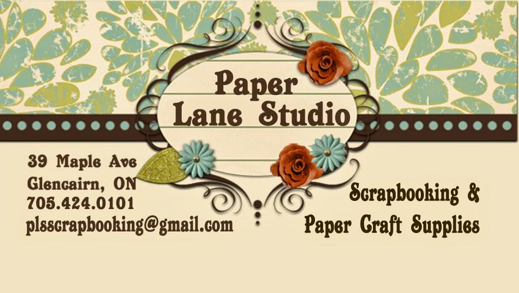 Paper Lane Studio