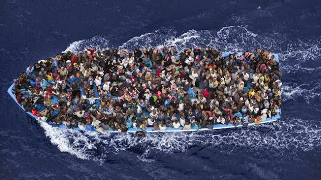 700 Migran Tewas di Laut, Uni Eropa Ciptakan Kuburan Massal di Mediterania