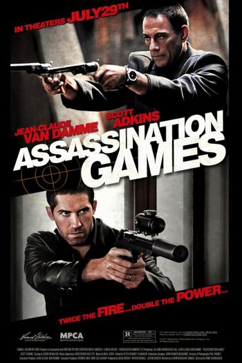 Poster Juego de asesinos (Assassination Games (AKA Weapon))