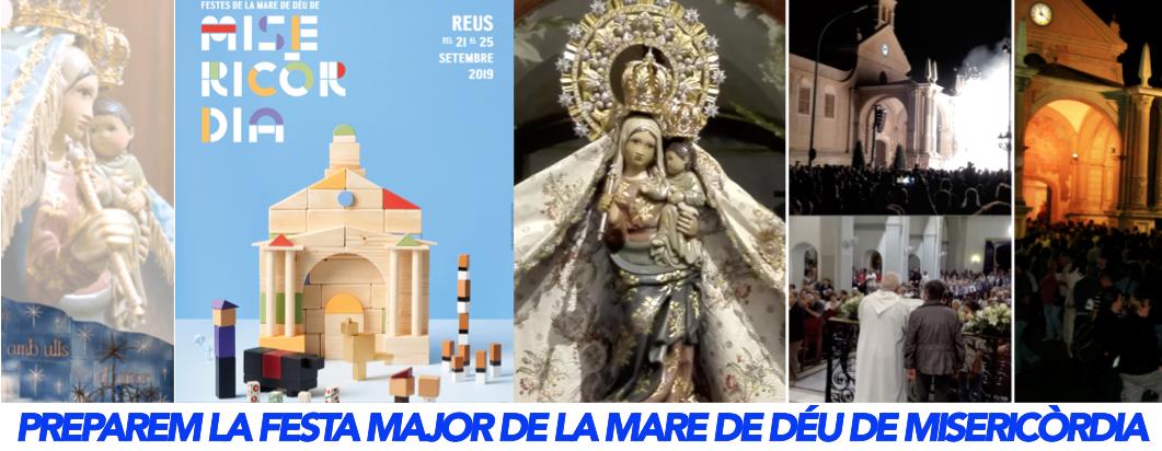 SANTUARI DE LA MARE DE DÉU DE MISERICÒRDIA. REUS