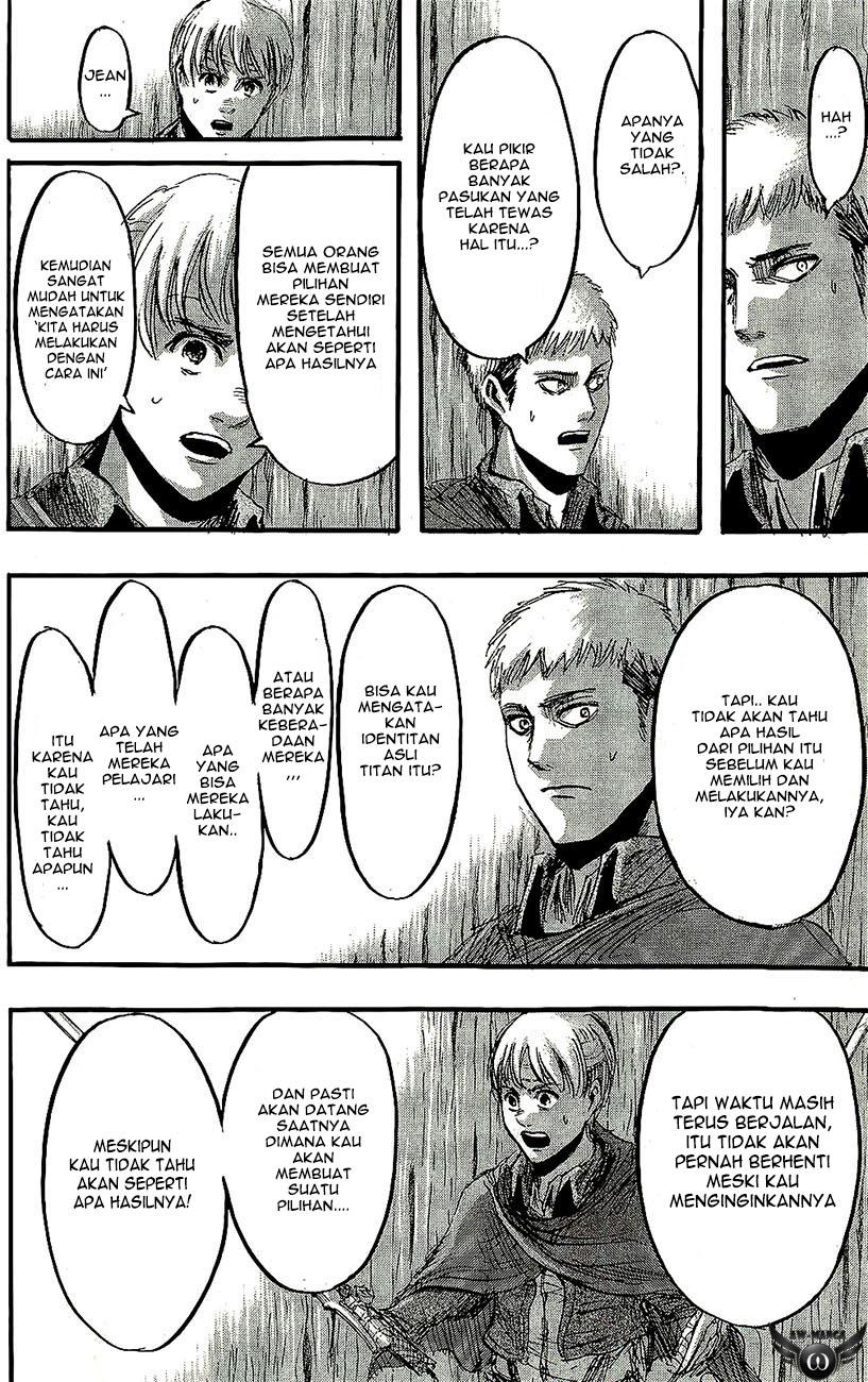 Shingeki no Kyojin Chapter 27-15