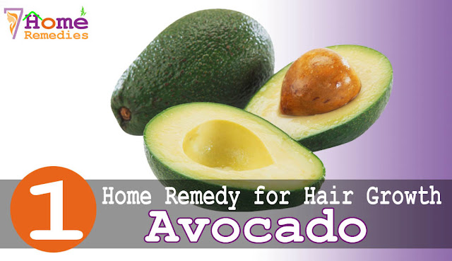 Hair Fall control avocado