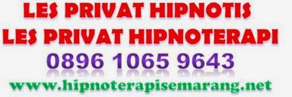 Belajar Hipnoterapi Privat