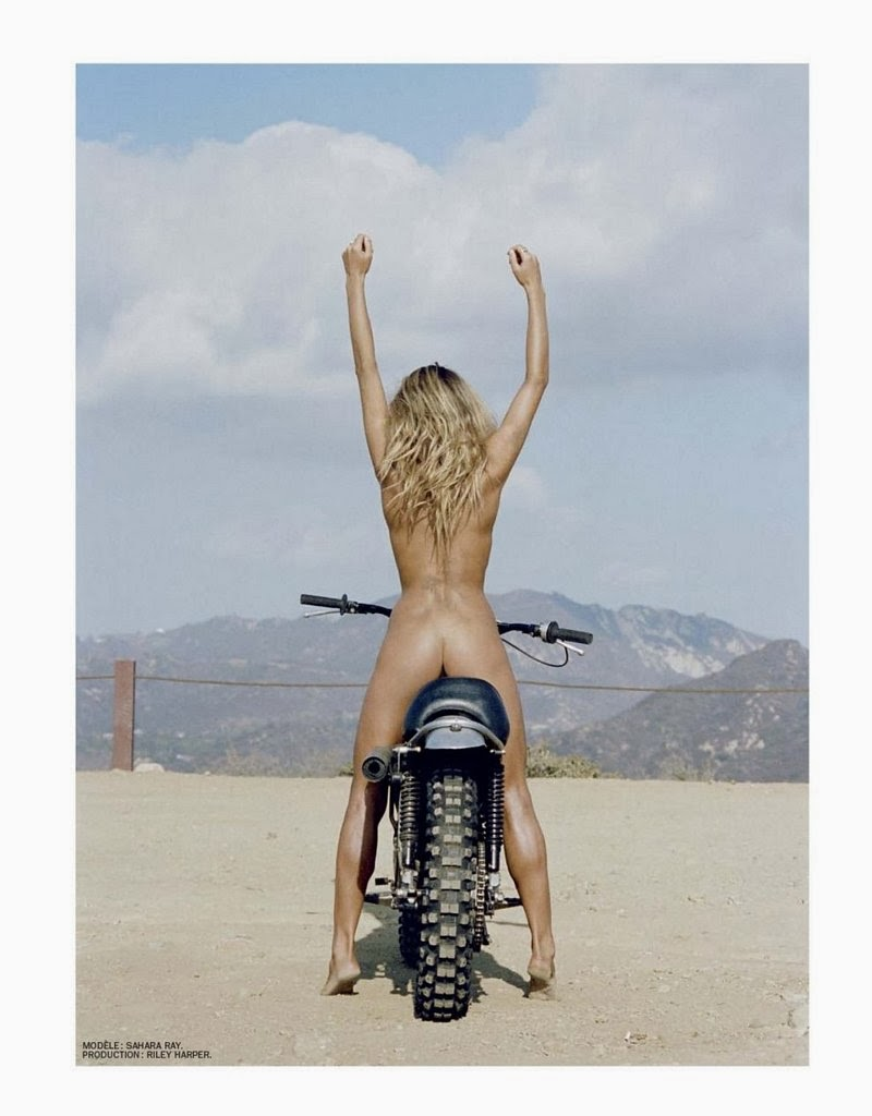 Opinion Naked dirt bike babes consider, that